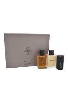 Bill Blass Mr. Blass  men 4.2oz EDT Spray Aftershave Deodorant Stick Gift Set