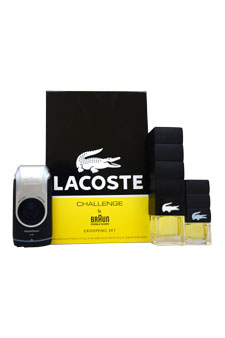 Lacoste Challenge at Perfume WorldWide