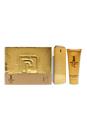 1 Million by Paco Rabanne for Men - 2 Pc Gift Set 3.4oz EDT Spray, 3.4oz Shower Gel