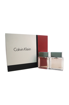 Euphoria by Calvin Klein for Men - 2 Pc Gift Set 3.4oz EDT Spray, 3.4oz After Shave