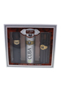 Cuba Gold by Cuba for Men - 3 Pc Gift Set 3.3oz EDT Spray, 6.7oz Deodorant Body Spray, 3.3oz After Shave