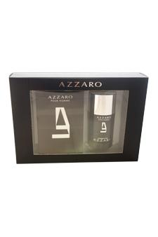 Loris Azzaro  men 3.4oz EDT Spray Deodorant Stick Gift Set
