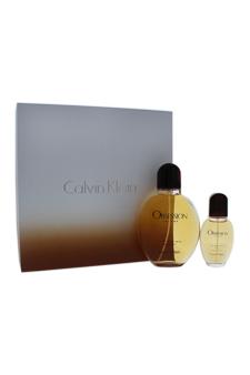 Calvin Klein Obssesion  men 4oz EDT Spray Gift Set