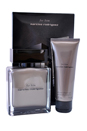 Narciso Rodriguez by Narciso Rodriguez for Men - 2 Pc Gift Set 3.3oz EDP Spray, 2.5oz All-Over Shower Gel