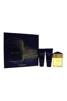 Boucheron  men 3.3oz EDP Spray Aftershave Shower Gel Gift Set