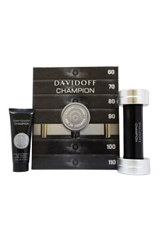 Davidoff Champion by Davidoff for Men - 2 Pc Gift Set 3oz ED