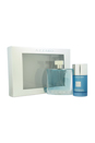 Chrome by Loris Azzaro for Men - 2 Pc Gift Set 3.4oz EDT Spray, 2.7oz Alcohol Free Deodorant Stick