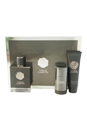 Vince Camuto by Vince Camuto for Men - 3 Pc Gift Set 3.4oz EDT Spray, 3oz After Shave Balm, 2.5oz Alcohol Free Deodorant Stick