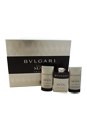 Bvlgari Man Extreme by Bvlgari for Men - 3 Pc Gift Set 2oz EDT Spray, 2.5oz After Shave Balm, 2.5oz Shampoo And Shower Gel