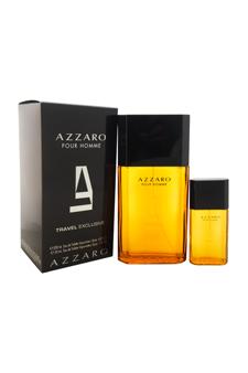 Loris Azzaro  men 6.8oz EDT Spray Gift Set
