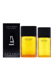 Loris Azzaro  men 3.4oz EDT Spray Gift Set