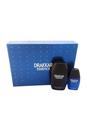 Drakkar Essence by Guy Laroche for Men - 2 Pc Gift Set 3.4oz EDT Spray, 1oz EDT Spray