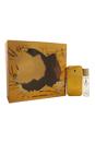 1 Million by Paco Rabanne for Men - 2 Pc Gift Set 1.7oz EDT Spray, 0.51oz EDT Travel Spray