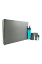 360 by Perry Ellis for Men - 4 Pc Gift Set 3.4oz EDT Spray, 2.75oz Deodorant Stick, 1.7oz Shower Gel, 0.25oz EDT Spray