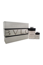 Bvlgari Man by Bvlgari for Men - 2 Pc Gift Set 3.4oz EDT Spray, 0.5oz EDT Spray