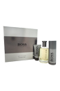 Boss No. 6 by Hugo Boss for Men - 3 Pc Gift Set 6.7oz EDT Spray, 2.5oz After Shave Balm, 3.6oz Deodorant Spray
