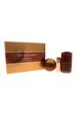 Bvlgari Aqva Amara by Bvlgari for Men - 3 Pc Gift Set 3.4oz EDT Spray, 0.5oz EDT Spray, 6.8oz Shampoo & Shower Gel