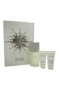 L'eau D'issey by Issey Miyake for Men - 3 Pc Gift Set 2.5oz EDT Spray, 1.6oz Shower Gel, 1.6oz After Shave Balm