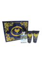 Versace Pour Homme by Versace for Men - 3 Pc Gift Set 1.7oz EDT Spray, 1.7oz Shower Gel, 1.7oz After Shave Balm