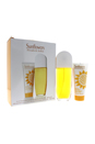 Sunflowers by Elizabeth Arden for Women - 2 pc Gift Set 3.3 oz EDT Spray, 3.3 oz Body Lotion