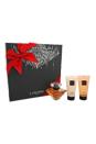 Tresor by Lancome for Women - 3 pc Gift Set 1.7oz edp spray,1.7oz perfumed body lotion,1.7oz shower gel