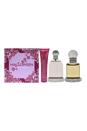 Halloween by J. Del Pozo for Women - 3 Pc Gift Set 3.4oz EDT Spray, 5oz Fruit Lotion, 4.5ml EDT Splash