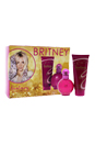 Fantasy by Britney Spears for Women - 2 Pc Gift Set 1.7oz EDP Spray, 3.3oz Body Souffle