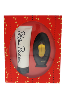 Paloma Picasso by Paloma Picasso for Women - 2 Pc Gift Set 1.7oz EDP Spray, 6.7oz Perfumed Body Lotion