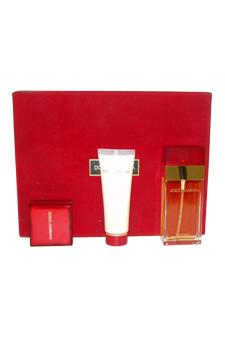Dolce & Gabbana by Dolce & Gabbana for Women - 3 Pc Gift Set 1.7oz EDT Splash, 0.28oz Talc, 1.7oz Body Milk $ 69.89