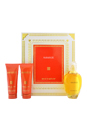Amarige by Givenchy for Women - 3 Pc Gift Set 3.3oz EDT Spray, 2.5oz Silk Body Veil, 2.5oz Delicate Bath Gel