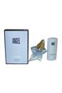 Angel by Thierry Mugler for Women - 2 Pc Gift Set 1.7oz EDP Spray, 3.5oz Celestial Body Lotion