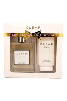 Clear Women by Intercity Beauty Company for Women - 2 Pc Gift Set 2.82oz EDT Spray, 3.38oz Body Lotion