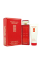 Red Door by Elizabeth Arden for Women - 2 Pc Gift Set 3.3oz EDT Spray, 3.3oz Body Lotion