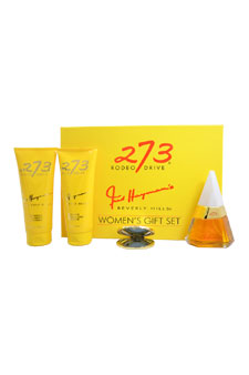 273 Fred Hayman, SIZE 4 pc Gift Set for Women