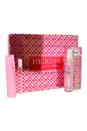 Heiress by Paris Hilton for Women - 4 Pc Gift Set 3.4oz EDP Spray, 0.34oz EDP Roll-On, 3oz Body Lotion, 4oz Shimmering Body Spray