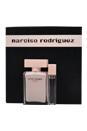 Narciso Rodriguez by Narciso Rodriguez for Women - 2 Pc Gift Set 1.6oz EDP Spray, 10ml EDP Purse Spray