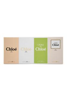 Parfums Chloe Chloe Variety women 0.17oz EDP EDT Gift Set