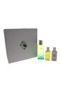 Un Jardin Sur Le Nil by Hermes for Women - 3 Pc Gift Set 3.3oz EDT Spray, 1.35oz Perfumed Body Lotion, 1.35oz Perfumed Bath and Shower Gel