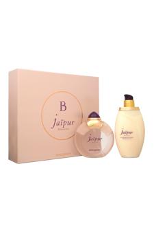 Boucheron Jaipur Bracelet women 3.3oz EDP Spray Body Lotion Gift Set