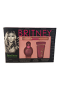 Fantasy by Britney Spears for Women - 3 Pc Gift Set 1oz EDP Spray, 1.7oz Work Your Magic Body Souffle, 2 x 0.17oz EDP Rollerball & Lip Gloss Duo