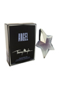 Angel by Thierry Mugler for Women - 2 Pc Gift Set 0.8oz EDP Spray, Leather Bracelet