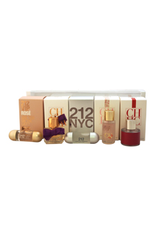 Carolina Herrera women 7ml EDP EDT Gift Set