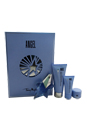 Angel by Thierry Mugler for Women - 4 Pc Gift Set 0.8oz EDP Spray (Refillable), 3.5oz Body Lotion, 1oz Shower Gel, 0.5oz Body Cream