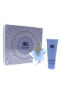Angel by Thierry Mugler for Women - 2 Pc Gift Set 1.7oz EDP Spray (Refillable), 3.5oz Perfuming Body Lotion