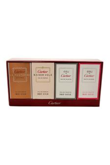 Cartier Variety women 0.16oz EDP EDT Gift Set