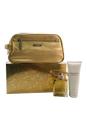 Vanitas Versace by Versace for Women - 3 Pc Gift Set 3.4oz EDT Spray, 3.4oz Vanity Body Lotion, Versace Golden Pochette
