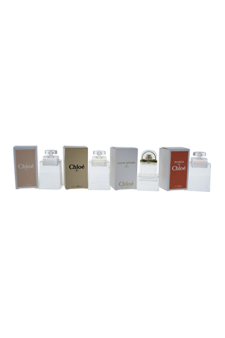 Parfums Chloe Chloe Variety women 0.17oz EDP EDT Gift Set