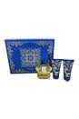 Versace Yellow Diamond Intense by Versace for Women - 3 Pc Gift Set 1.7oz EDP Spray, 1.7oz Perfumed Body Lotion, 1.7oz Perfumed Shower Gel