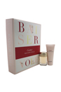 Baiser Vole by Cartier for Women - 2 Pc Gift Set 1.6oz EDP Spray, 3.3oz Shower Gel