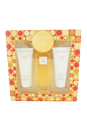 5th Avenue by Elizabeth Arden for Women - 3 Pc Gift Set 4.2oz EDP Spray, 3.3oz Moisturizing Body Lotion, 3.3oz Hydrating Cream Cleanser For The Body